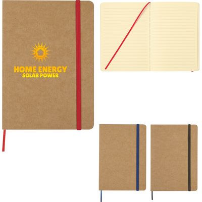 Picture of ECO-INSPIRED STRAP NOTEBOOK