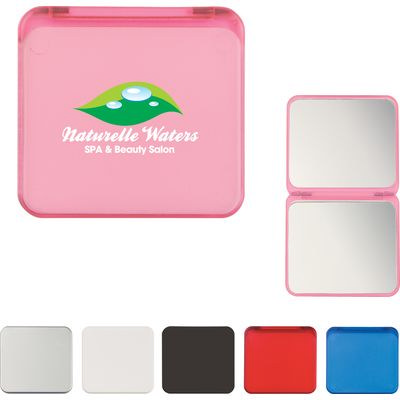 Picture of COMPACT MIRROR WITH DUAL MAGNIFICATION