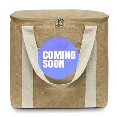 Picture of Jute Cooler Bag