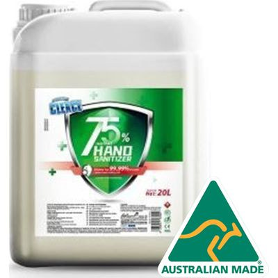 Picture of Hand Sanitiser 20 Litre Made In AustraliaHEALTH & BEAUTY - PPE