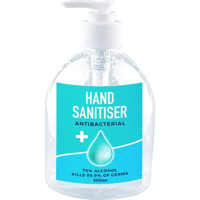 Picture of Hand Sanitiser 500ml Made In China