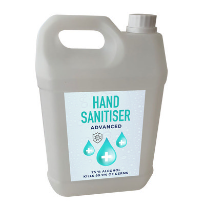 Picture of Hand Sanitiser 5 Litre Made In China