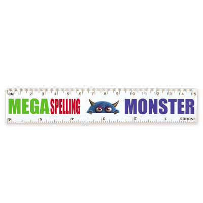 Picture of White15cm Ruler