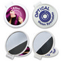 Reflections Round Folding Mirror