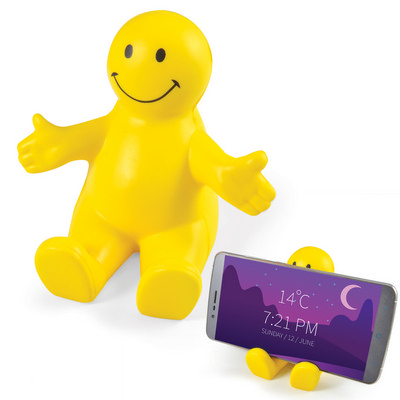 Picture of Smiley Phone Chair Stress Reliever