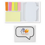 Speech Bubble Sticky Notes