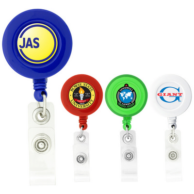 Picture of Round Badge Holder