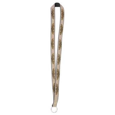 Picture of 19mm Glitter Custom Lanyard