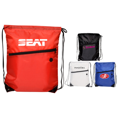 Picture of Tech Drawstring Bag