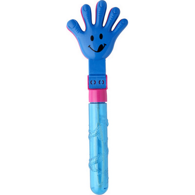 Picture of PE bubble blower and hand clapper