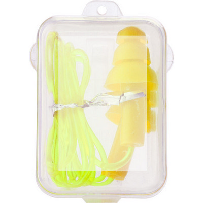 Picture of PP case with earplugs