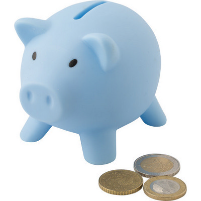 Picture of PVC piggy bank