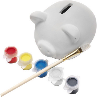 Picture of Plaster piggy bank