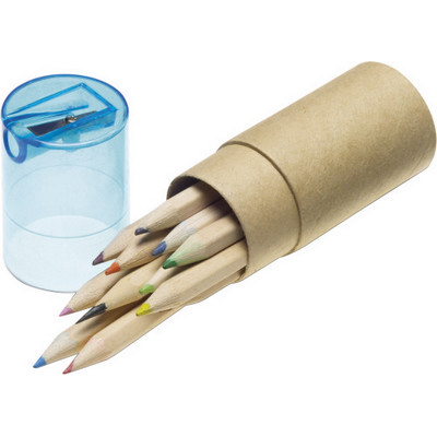 Picture of ABS and cardboard tube with pencils
