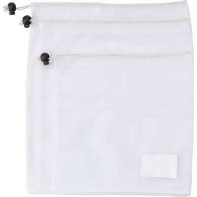 Picture of RPET mesh bags, set of three
