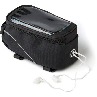 Picture of Polyester (600D) bicycle handle bar bag