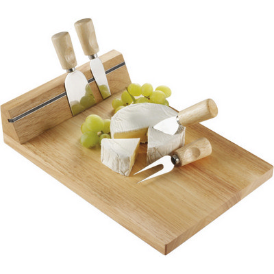 Picture of Wooden cheese board