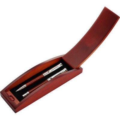 Picture of Wooden writing set