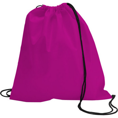 Picture of Nonwoven (80 grm) drawstring backpack