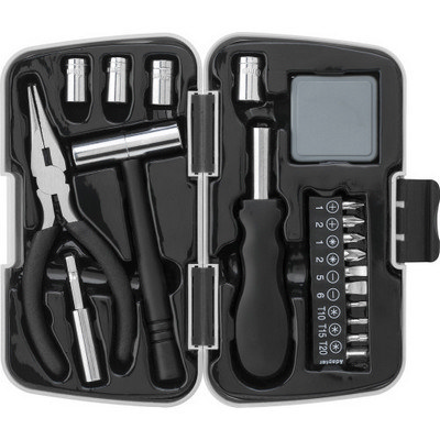 Picture of Aluminium and metal tool kit
