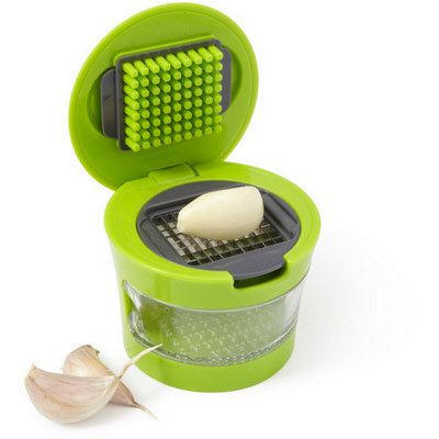 Picture of Plastic with stainless steel garlic cutt