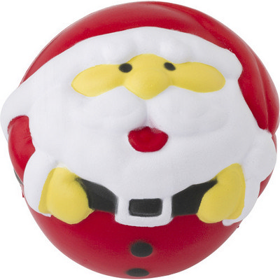 Picture of Santa Claus anti-stress ball