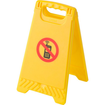 Picture of ABS warning sign