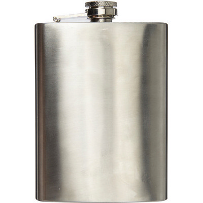 Picture of Stainless steel hip flask