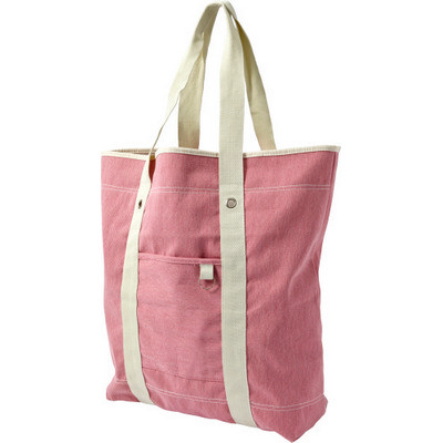 Picture of Cotton twill (350 grm) beach bag