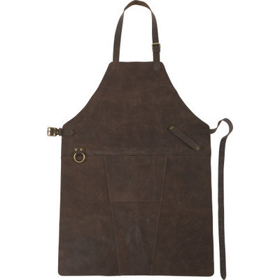 Picture of Split leather apron