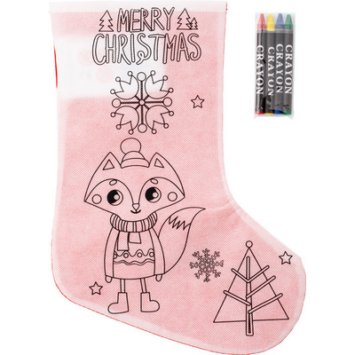 Picture of Nonwoven (80grm) Christmas stocking