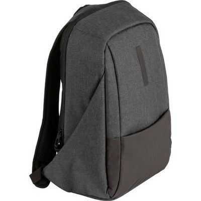 Picture of PVC laptop backpack