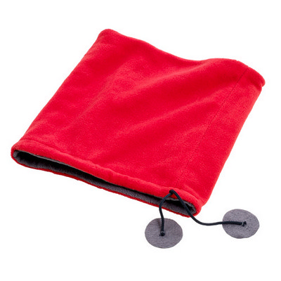 Picture of Polyester fleece (240 grm) 2-in-1 beanie