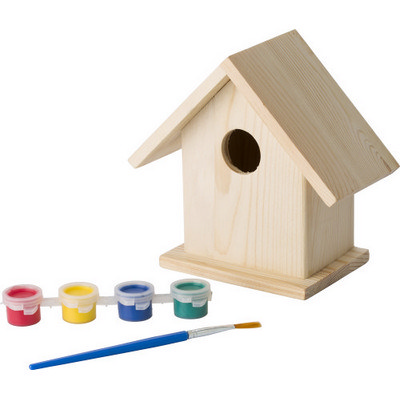 Picture of Wooden birdhouse kit