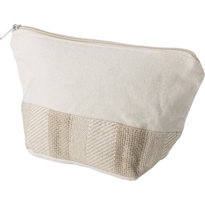 Picture of Cotton toiletry bag