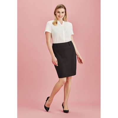 Picture of Womens Skirt with Rear Split