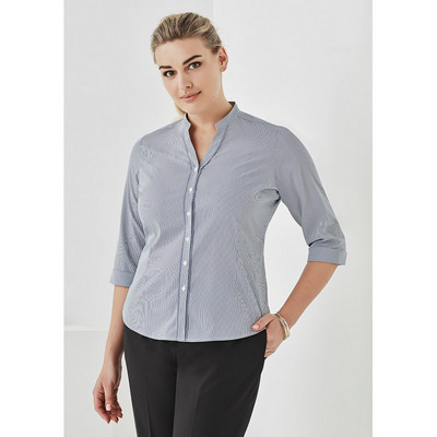 Picture of Womens Bordeaux 34 Sleeve Shirt