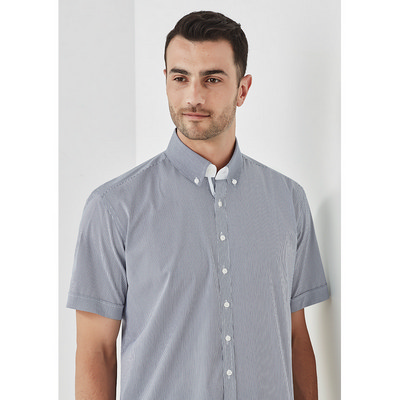 Picture of Mens Fifth Avenue Short Sleeve Shirt