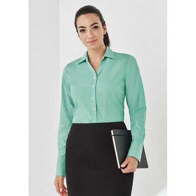 Picture of Womens Hudson Long Sleeve Shirt
