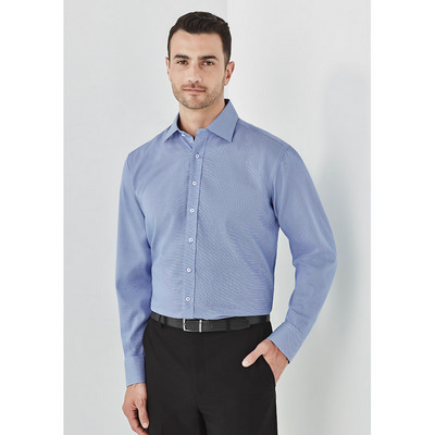 Picture of Mens Hudson Long Sleeve Shirt
