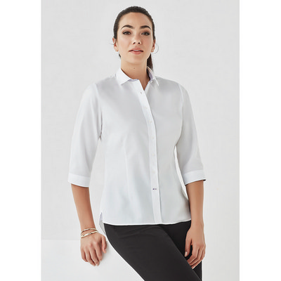 Picture of Womens Herne Bay 34 Sleeve Shirt