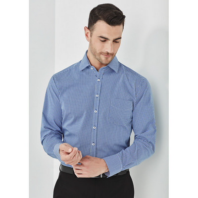 Picture of Mens Newport Long Sleeve Shirt