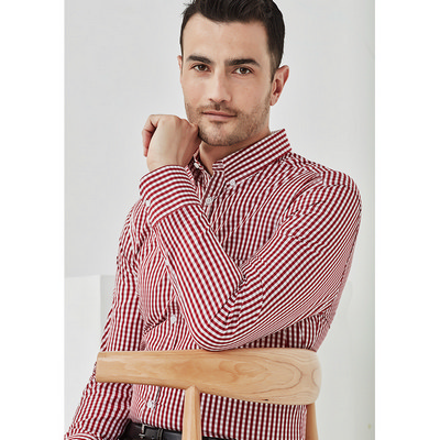 Picture of Mens Springfield Long Sleeve Shirt