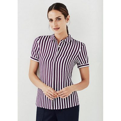 Picture of Womens Verona Short Sleeve Blouse