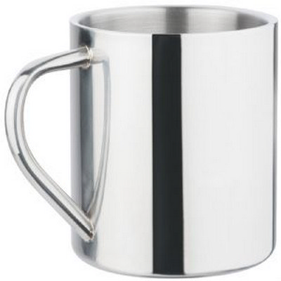 Picture of Polished Stainless Steel Mug