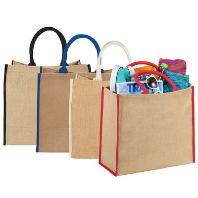 Picture of Large Jute Tote