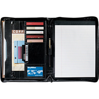 Picture of Renaissance Zippered Bonded Leather Padf