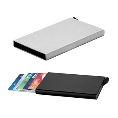 Picture of Metal RFID Card Holder