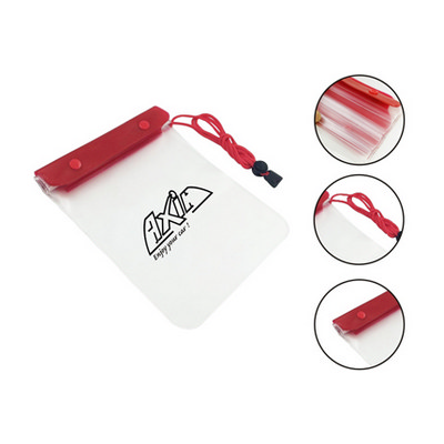 Picture of Waterproof Pouch with Lanyard