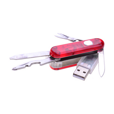 Picture of Pen Knife Flash Drive